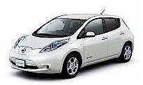 B4 2010 Nissan Leaf