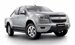 The Holden Colorado