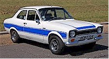 The 1968 Ford Escort RS