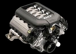 The Ford Mustang 5.0L Engine