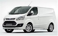 The Ford Transit