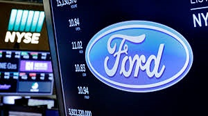 Ford shares