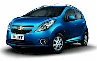 The Chevrolet Beat