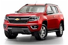 The Chevrolet Trailblazer