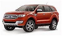 The Ford Everest