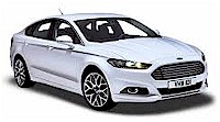 The Ford Mondeo