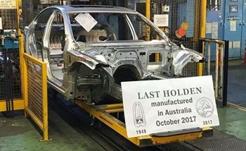 The Last Australian Holden