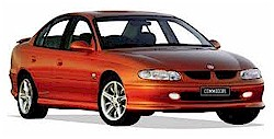 The 1997 VT Commodore