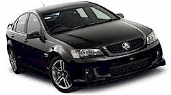 2006 VE Commodore