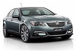 2013 VF Commodore