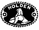 Original Holden Badge