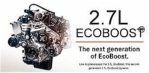 2.7L EcoBoost Engine Logo