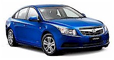 The Holden Cruze