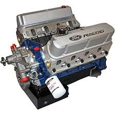 The Ford 427 V8 engine
