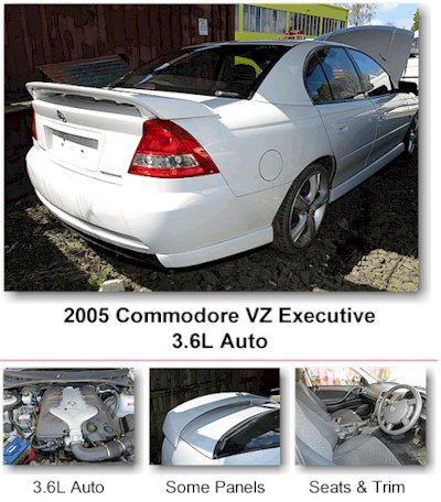 VZ Commodore