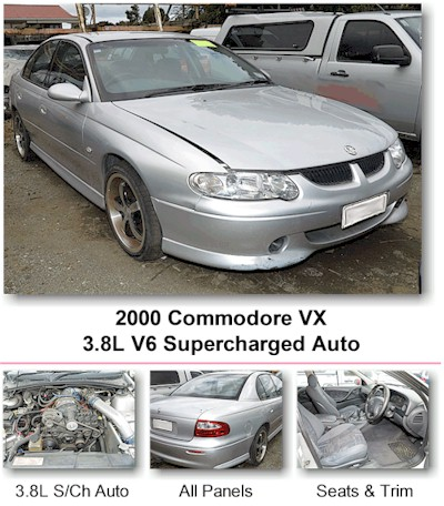 VX Commodore