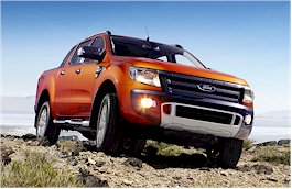 The 2012 Ford Ranger Wildtrak
