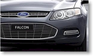 The Falcon FG Grille