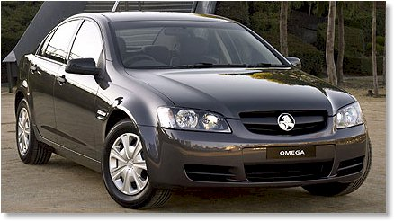 Holden Commodore Omega