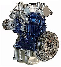 Ford EcoBoost 1.0L Engine