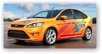 The Electric Ford Focus