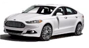 one ford fusion