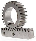 Rack & Pinion Gears