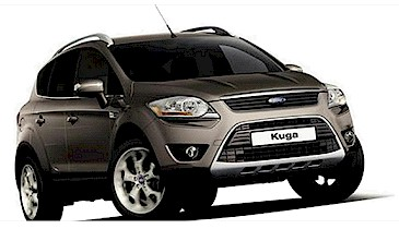 The Ford Kuga