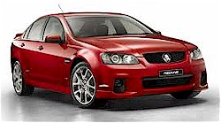 The VF Commodore SS-V