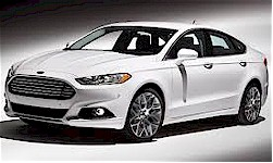 The 2016 Ford Fusion